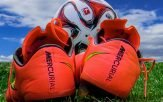 A generic football image of football boots and a football.