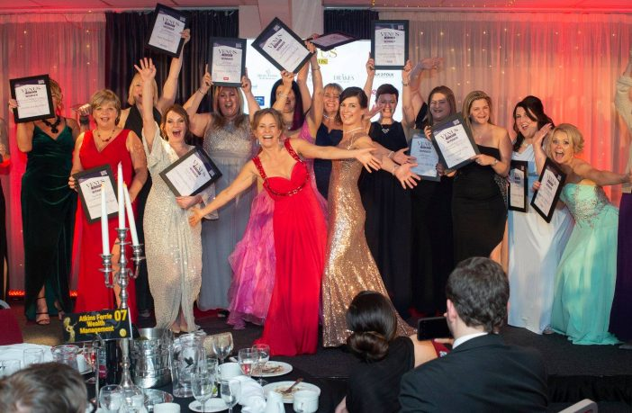 The winners of the 2019 Devon and Cornwall Venus Awards