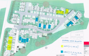 Budleigh Salterton affordable homes cut