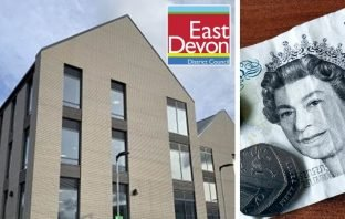 Crowdfunding in East Devon: £100,000 is available from the district council.