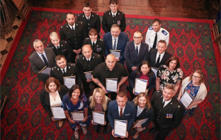 Devon and Cornwall Police commendations