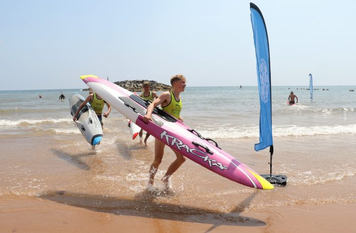 Longest Day Ocean Challenge, Sidmouth