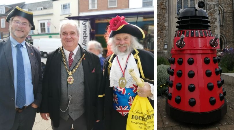 Charter Day in Honiton