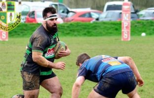 Liam Cullen is the new captain at Withycombe RFC. Picture: Withycombe RFC