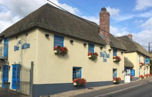 Sidmouth news: The Blue Ball Inn in Sidford