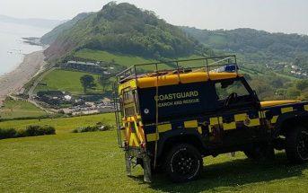 Beer Coastguard Sidmouth East Devon