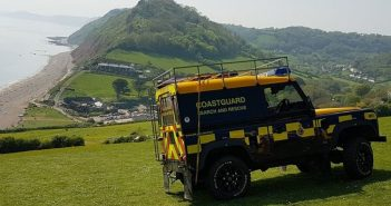 Rescuers called after tide drags snorkellers out to sea 'in seconds' near Axmouth Harbor