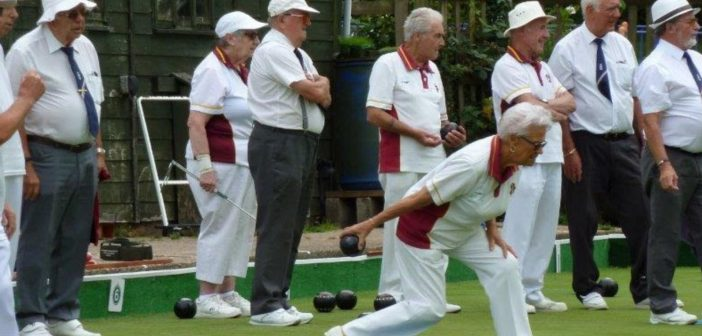 Mixed results for Honiton Bowling Club's national and county players
