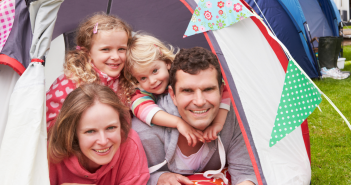 Carry on camping – safely