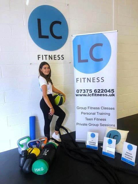 Lauren Clapp LC Fitness Sidmouth