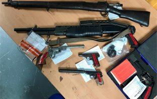 guns Devon