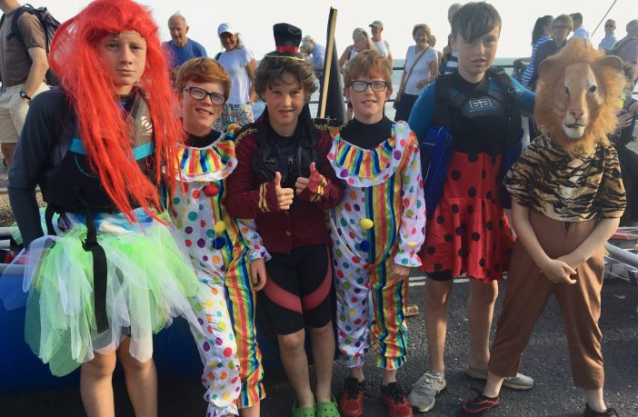Sidmouth Regatta 2019