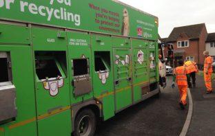 East Devon recycling