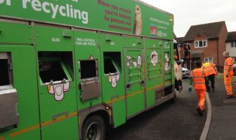 East Devon recycling