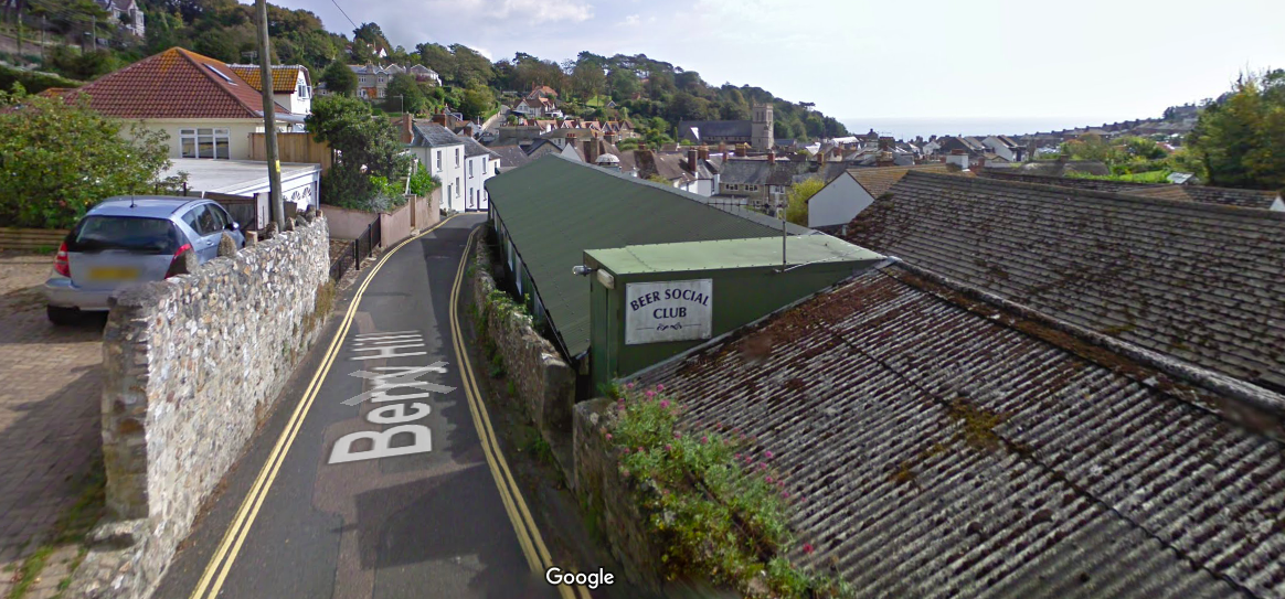 Beer Social Club in Berry Hill. Picture: Google Maps