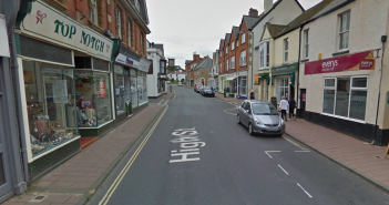 Bid to open new takeaway in Budleigh Salterton town centre revealed