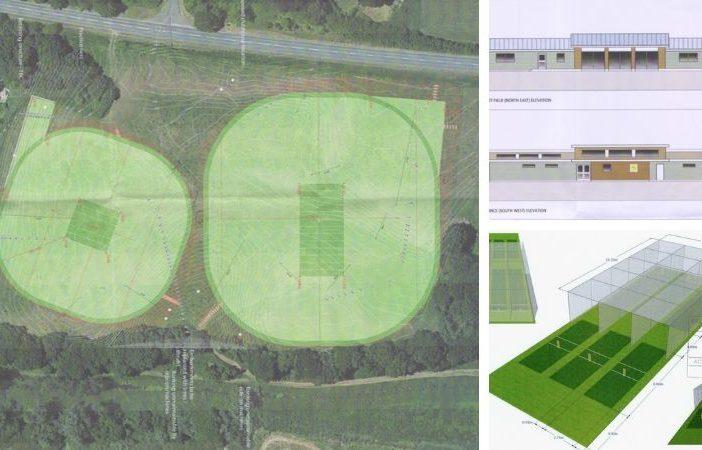 New Budleigh Salterton cricket ground