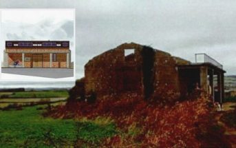 Brandy Head Observation Post Otterton Budleigh Salterton Ladram Bay World War Two