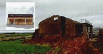 Bid to turn historic cliff-top World War Two observation post into holiday home approved