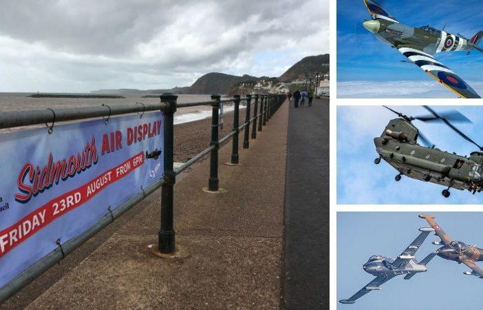 Sidmouth Air Display 2019