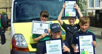 Top awards for Exmouth's young first aiders
