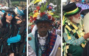 Scenes from Sidmouth Folk Festival 2019