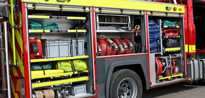 Chimney blaze tackled by Honiton firefighters involved wood burning stove