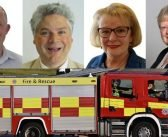 Fight for your full-time fire service before it is too late – Save Our Station battle cry to Exmouth