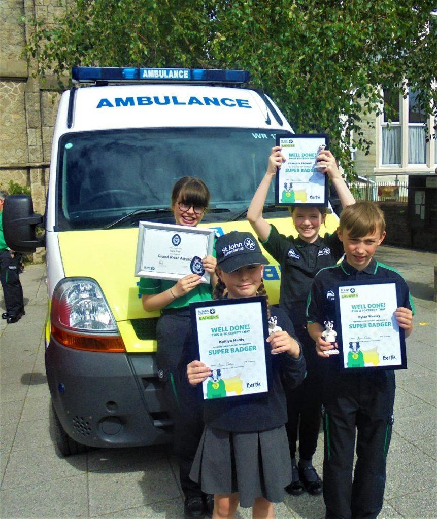Exmouth St John Ambulance