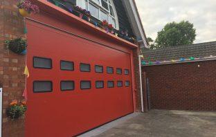 Budleigh Salterton fire station