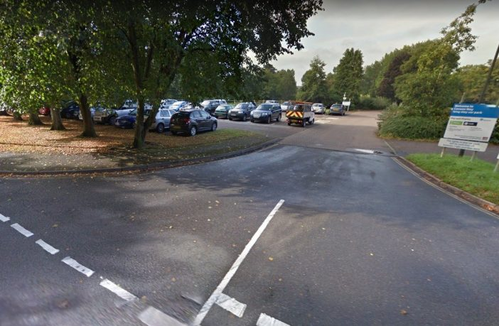 Canaan Way car park in Ottery St Mary. Picture courtesy of Google Maps