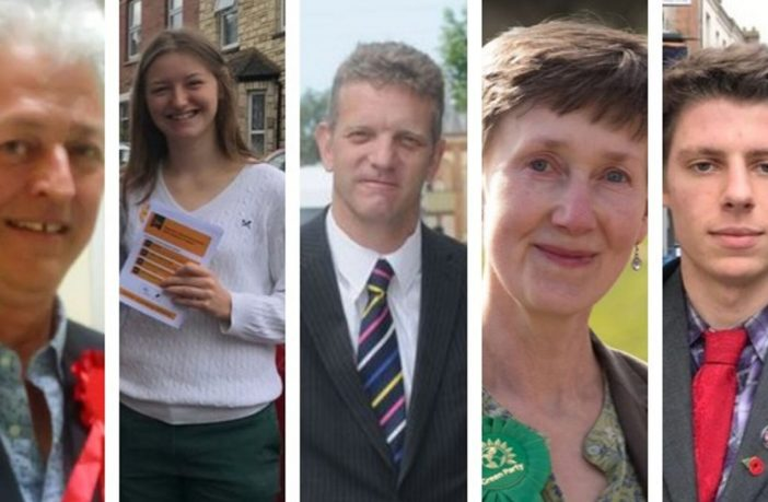 Exeter by-election