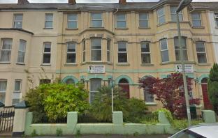 St Saviours in Morton Road Exmouth HMO