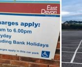 Fifty per cent price hike proposed at popular East Devon car parks – and free facilities could become pay-and-display