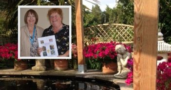 Glorious gardens celebrated with awards for East Devon council tenants