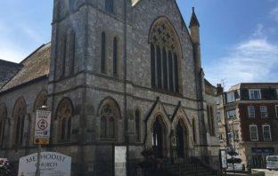 Exmouth Tower Street Methodist Church