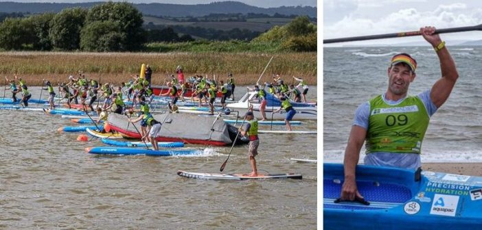 PHOTOS & VIDEO: Exe Hammer Challenge 2019 sees 68 competitors battle tough conditions from Topsham to Exmouth