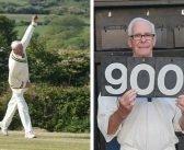 Cricket: Tipton St John octogenarian David claims five-wicket haul