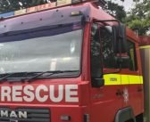 Vehicle blaze on hard shoulder near Ottery was accident say fire service