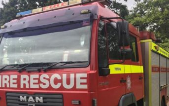 fire Exeter East Devon