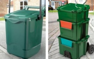 Exeter recycling