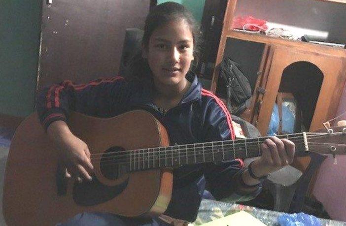 Nepal guitars