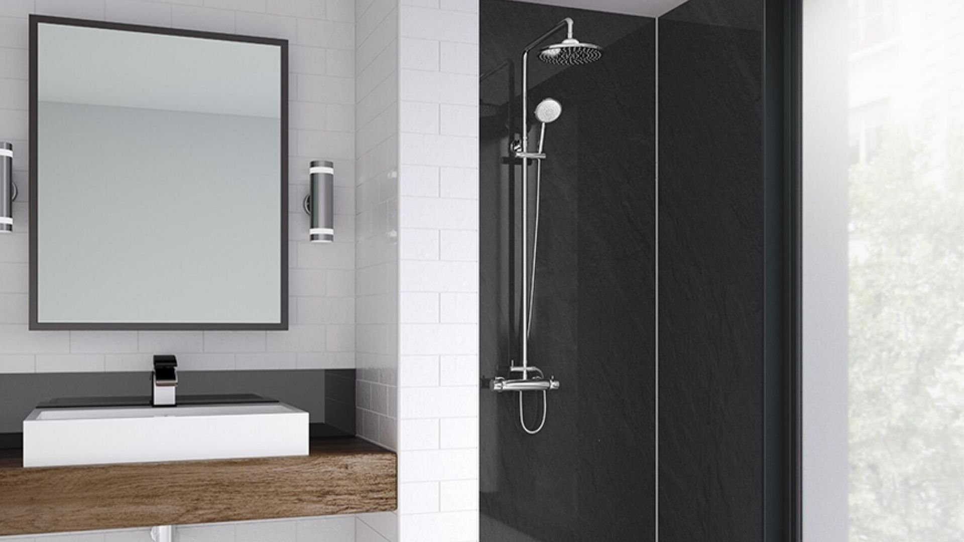 Bathroom Shower Wall Panels.The Shower Wall Panels Transforming Uk Bathrooms East