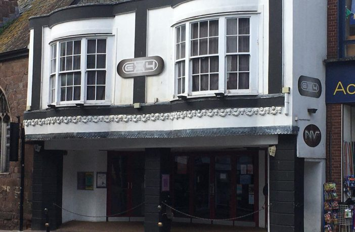 EX4 nightclub in Fore Street Exeter.