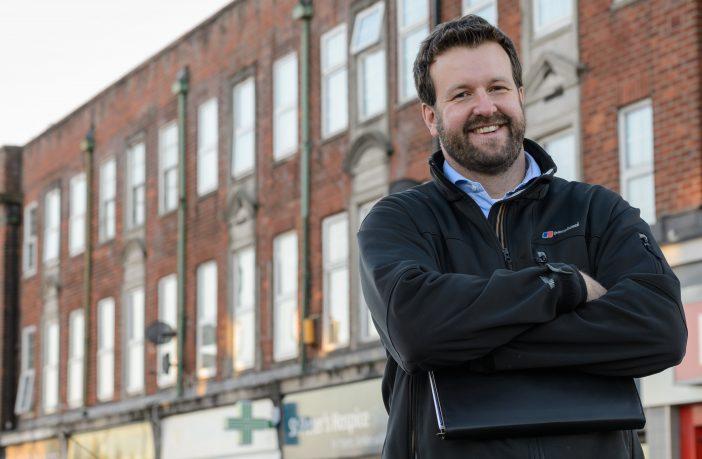 Alex Kittow, LibrariesDevon libraries Unlimited's chief executive