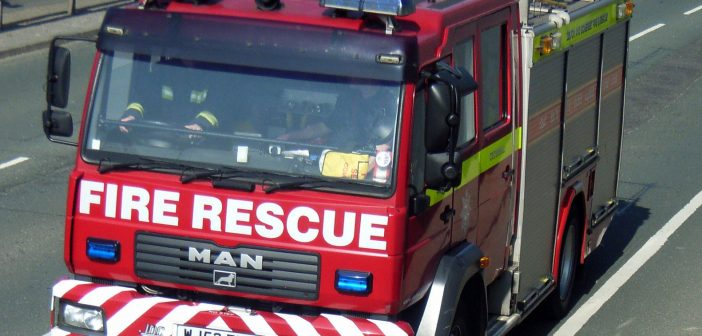 Sidmouth and Seaton fire crews tackle attic blaze at Branscombe