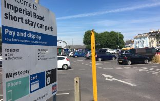 East Devon The Imperial Road short-stay car park is one of three in Exmouth facing a 20 per cent price hike.