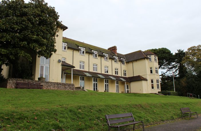 Knowle in Sidmouth is the former home of East Devon District Council.
