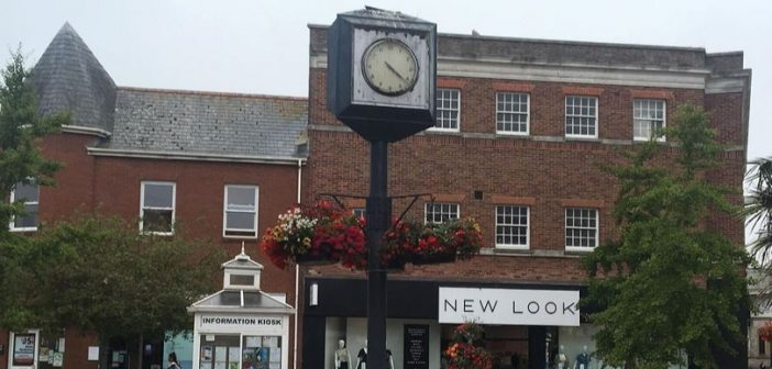 Appeal is launched to find 'mystery' owner of Exmouth town centre clock