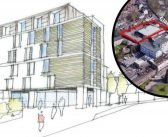 'Co-living' vision for five-storey block of flats in Exeter as student accommodation plans are revised